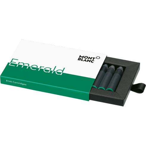 Emerald Green Ink Cartridges