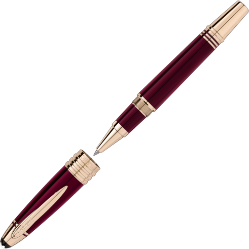 Great Characters John F. Kennedy Special Edition Burgundy Rollerball