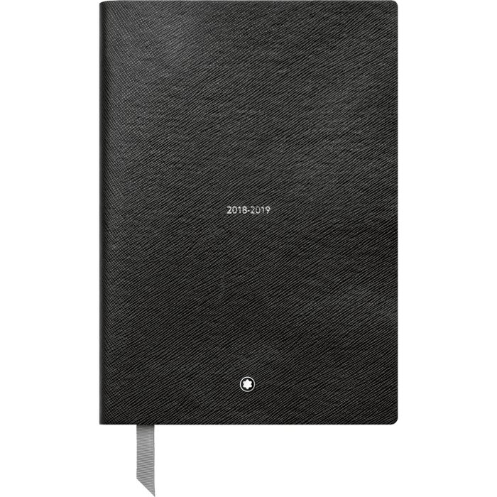 Montblanc Fine Stationery 18-Month Weekly Diaries 18-19 #146 Black