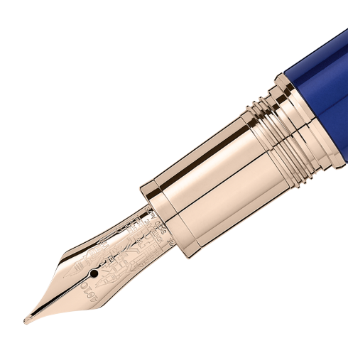 Patron of Art Homage to Ludwig II Limited Edition Fountain Pen
