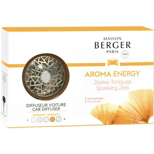 Aroma Energy - Car Diffuser Set