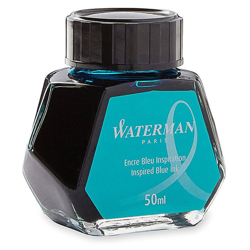Waterman Ink Bottle Inspired Blue
