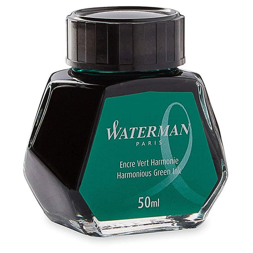 Waterman Ink Bottle Harmonious Green