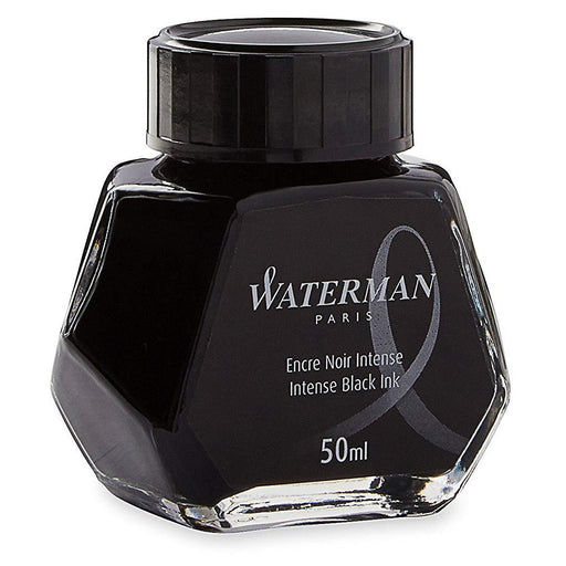 Waterman Ink Bottle Intense Black