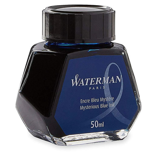 Waterman Ink Bottle Mysterious Blue