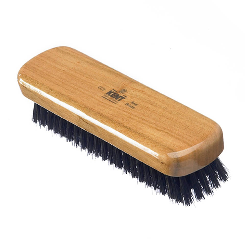 Kent CC2 Pure Bristle Travel Clothes Brush