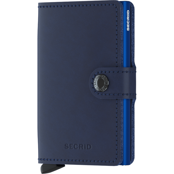 Secrid Mini Wallet Original Navy-Blue