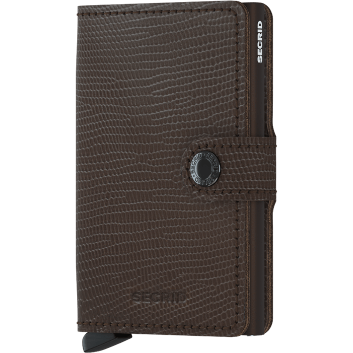 Secrid Mini Wallet Rango Brown-Brown