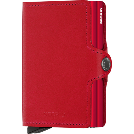 Secrid Twin Wallet Original Red-Red