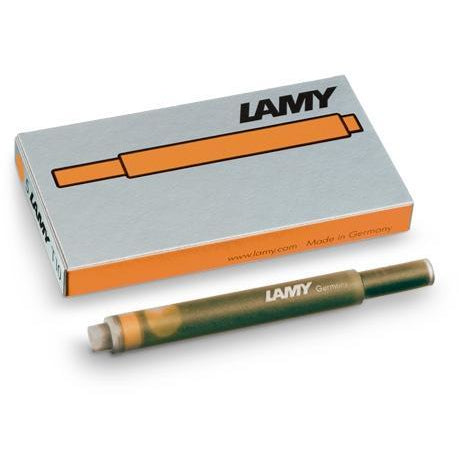 Lamy T10 Ink Cartridge Bronze (Special Edition)