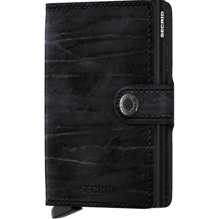 Secrid Mini Wallet Dutch Martin Night Blue
