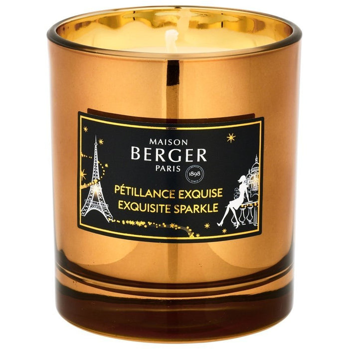 120th Anniversary Exquisite Sparkle Candle