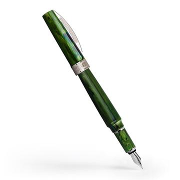 Visconti Mirage Fountain Pen Emerld Green