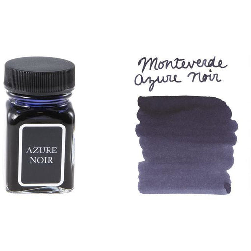 Monteverde Ink Bottle Azure Noir 30ml