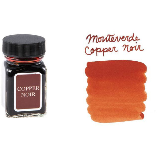 Monteverde Ink Bottle Copper Noir 30ml