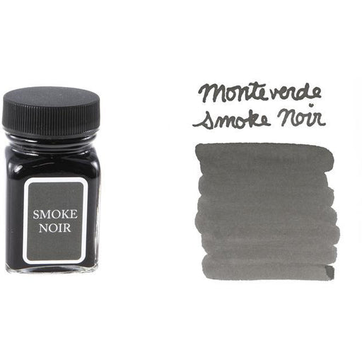 Monteverde Ink Bottle Smoke Noir 30ml