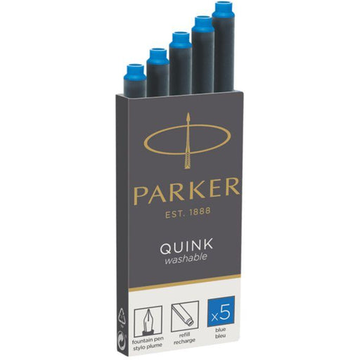 Parker Blue Long Ink Cartridge