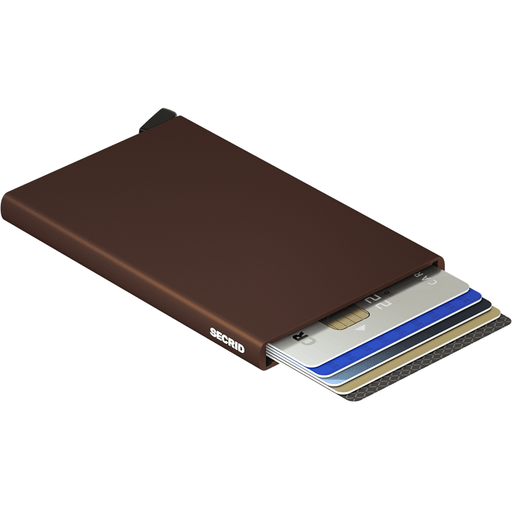 Secrid Card Protector Brown