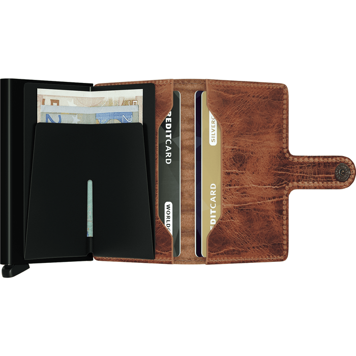 Secrid Mini Wallet Dutch Martin Whiskey