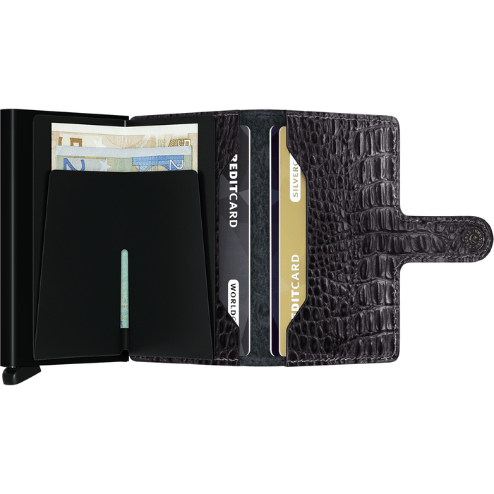 Secrid Mini Wallet Nile Black