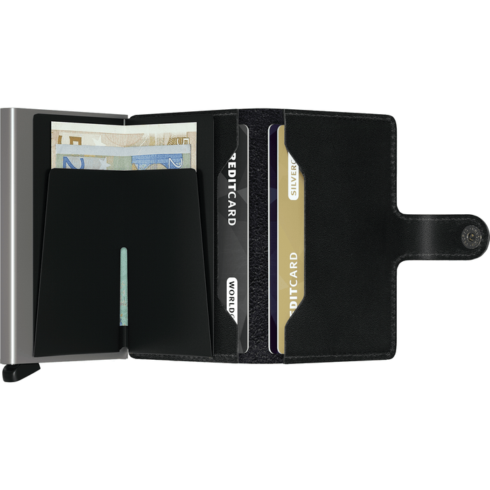 Secrid Mini Wallet Original Black