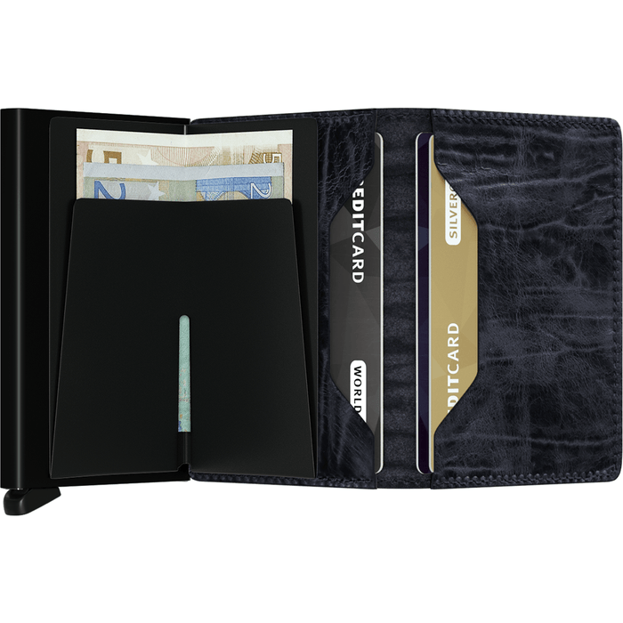 Secrid Slim Wallet Dutch Martin Nightblue