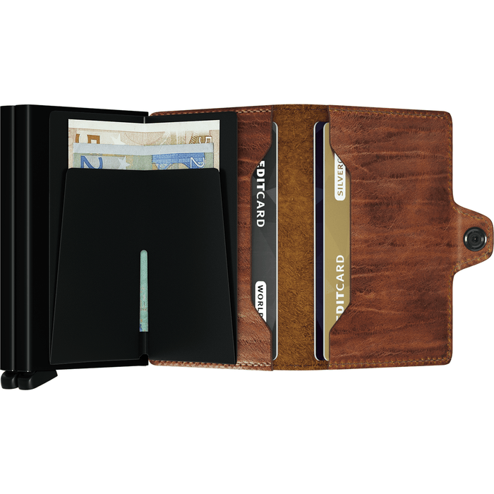 Secrid Twin Wallet Dutch Martin Whiskey
