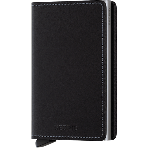 Secrid Slim Wallet Original Black