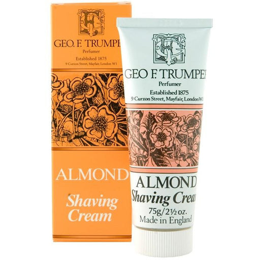 Geo. F. Trumper Almond Shaving Cream Tube