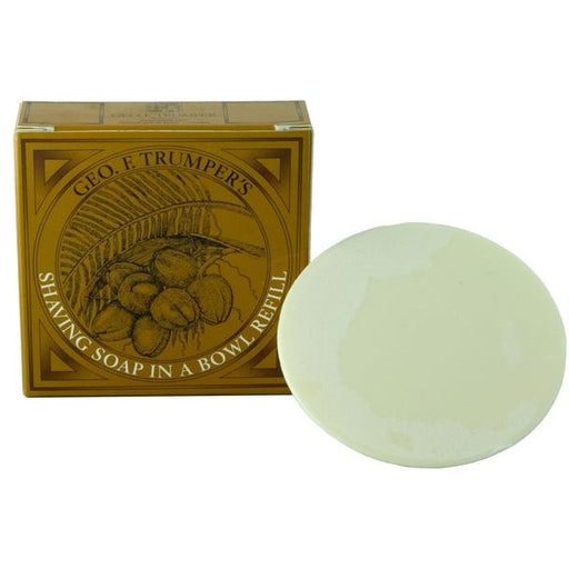 Geo. F. Trumper Coconut Oil Shaving Soap Refill