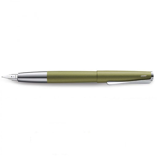 Lamy Studio Fountain Pen Olive