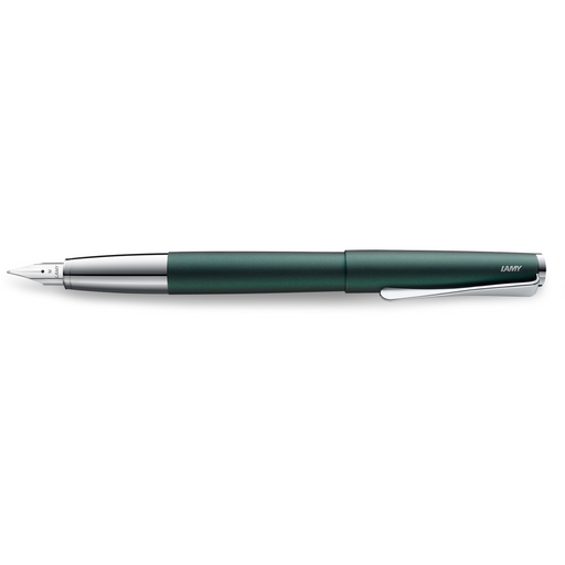 Lamy Studio Fountain Pen Racing Green