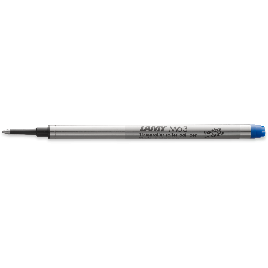 Lamy M63 Blue Rollerball Refill