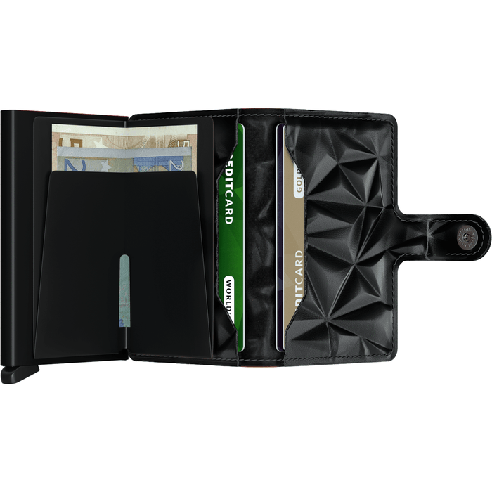 Secrid Mini Wallet Prism Black