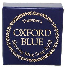 Geo. F. Trumper Oxford Blue Shaving Soap Refill