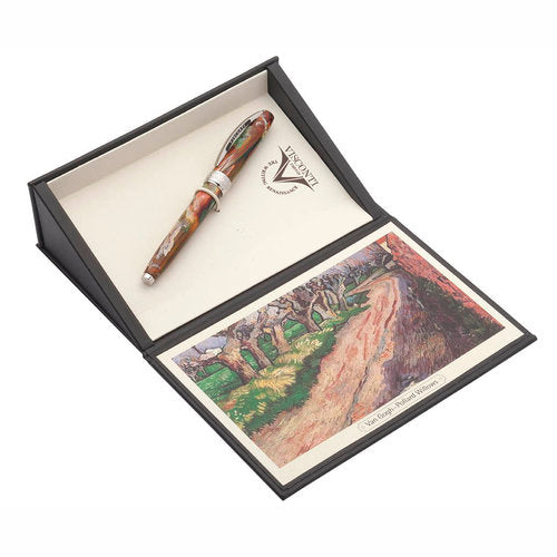 Visconti Van Gogh Ballpoint Pen Pollard Willows