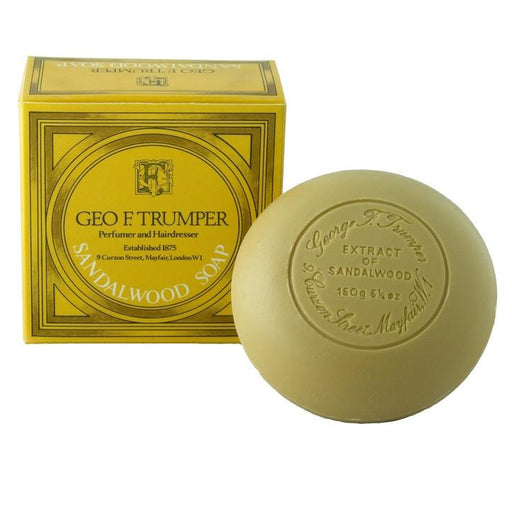 Geo. F. Trumper Sandalwood Bath Soap