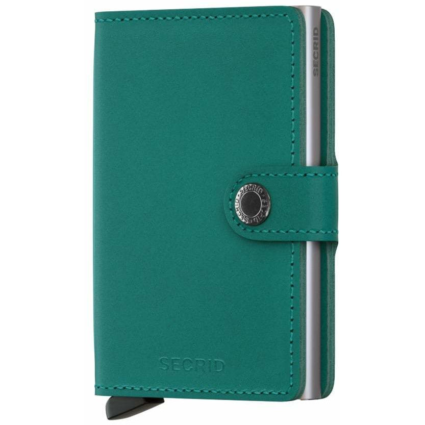 Secrid Mini Wallet Original Emerald
