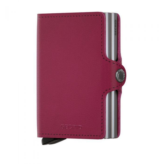 Secrid Twin Wallet Original Fuchsia