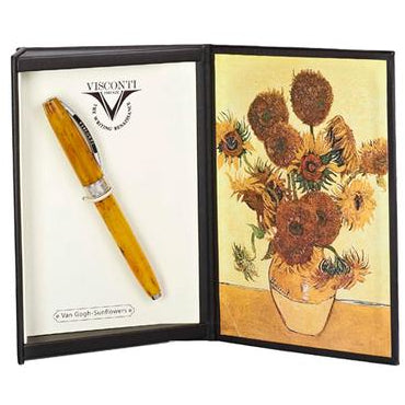 Visconti Van Gogh Ballpoint Pen Sunflowers