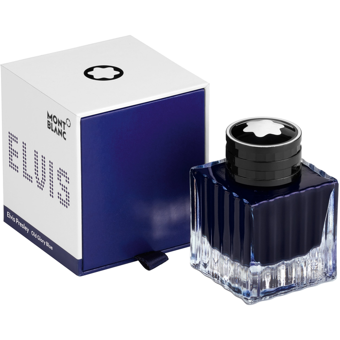 Montblanc Ink Bottle Great Characters Elvis Presley
