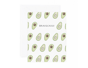 Bravocado Congratulations Card - Sswing Lifestyle Company