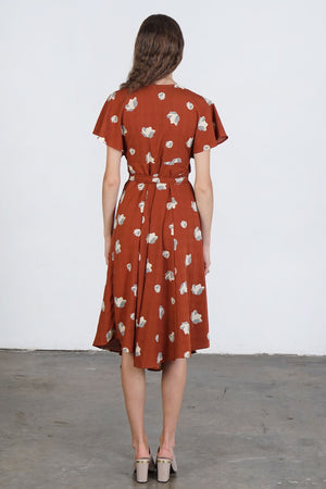 The Kyrie Dress (Midi) - Sswing Lifestyle Company