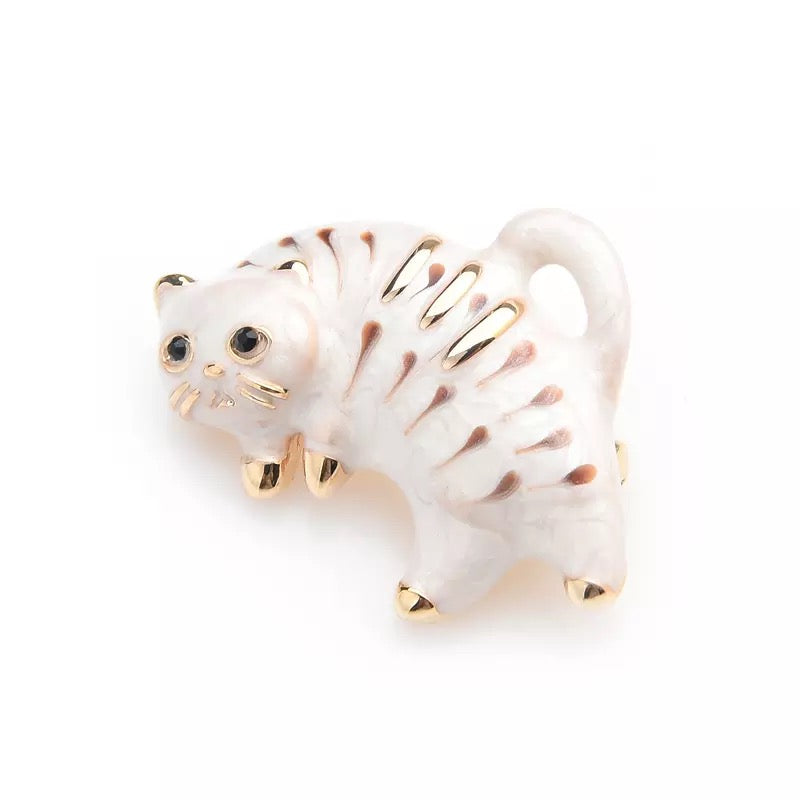 My Little Cat Brooches - Sswing Lifestyle Company