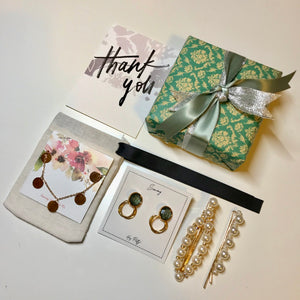 Happy Holiday Mystery Jewelry Gift Box - Sswing Lifestyle Company