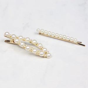 Pearl Collection Hair Clip 8 - Sswing Lifestyle Company