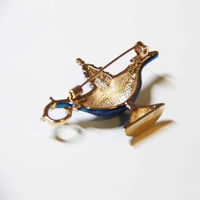 Magic Lamp Brooches - Sswing Lifestyle Company