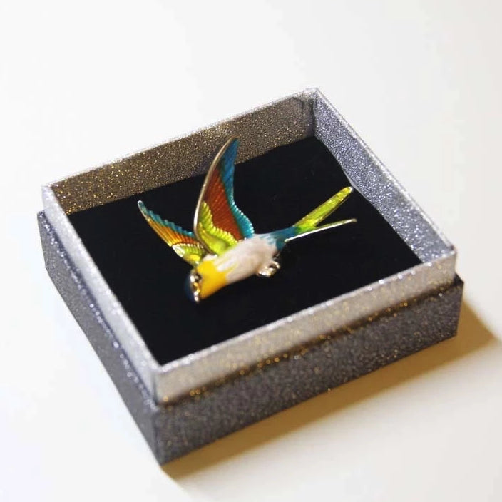 Birds! Birds! Brooches - Sswing Lifestyle Company