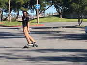 FlowDeck X electric skateboard by SoFlow, city electric skateboard, fast skateboard, long range electric skateboard