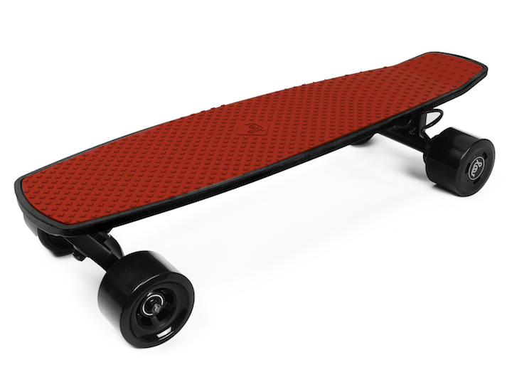 Lou Board Electric Skateboard 1.0- The Real Electric Skateboard - Fast electric skateboards